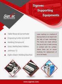 Signvec Supporting Products Suppliers