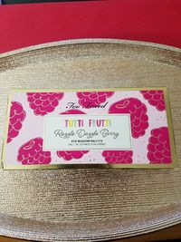 �Ÿ'‹�Ÿ'� Too Faced Tutti Frutti Eyeshadow Palette ��100% Authentic $29.95 �Ÿ'‹�Ÿ'�