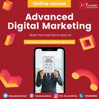 Advance Digital Marketing Training course Why are people using digital platform so much now a days? Why do you see so many ads on internet? How does internet know where to show ads? What is digital marketing? You might have so many questions related ...