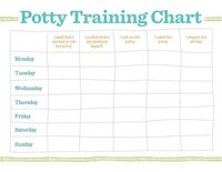 Download our FREE potty training tracker and rewards charts to add more smiles to a potentially stressful situation: http://www.parents.com/toddlers-preschoolers/potty-training-charts/?socsrc=pmmpin130618pttPottyCharts
