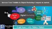 So what about digital marketing? I think it is a best way to advertise your business through internet (online portal), it allows personalized marketing also More Cost Effective than Traditional Marketing. Conventional marketing approach is for all...