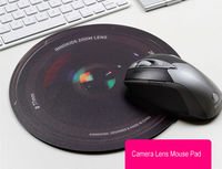 Camera Lens Pattern Mouse Pad - feelgift.com