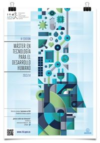 ITD-UPM Posters by Mauco Sosa, via Behance