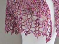 crochet all shawl