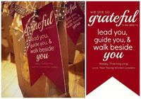 All Things Bright and Beautiful: Gratitude