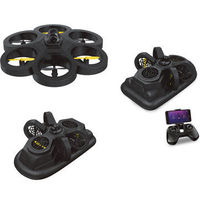 JJRC NH-012 WIFI FPV Support Land Sea Air 3-Mode Free Combined Altitude Hold RC Drone Quadcopter RTF