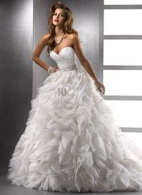 Maggie Sottero Spring 2013 - Style 72803 Jerrica - Elegant Wedding Dresses|Charming Gowns 2016|Demure Prom Dresses