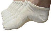 Sign In Favorites 100% Organic Cotton Ankle Socks,