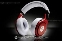 New Black And Red Professional Monster Beats By Dr Dre Pro