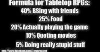 hm. i'd think we do more stupid stuff than that. the food thing is accurate though.