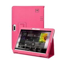 "Universal Leather Case for 10"" Android Tablet PC $17.99"