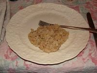 Baked Tasty Rice was my grandma's specialty and everyone's favorite. It's so easy - and is amazingly good - that it may become your family's favorite, too.