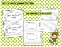 Here is a free journal for Elf on the Shelf