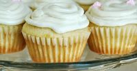 Sugar Cookie Cupcakes ~ Butter With A Side of Bread