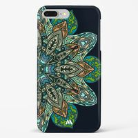 Boho Styled Flowers Hard Case Phone Cover from Myxtur