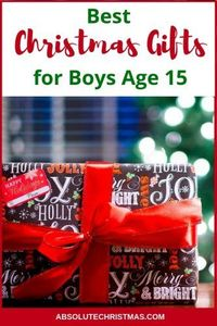 Christmas Gifts for 15 Year Old Boys - Christmas Gift Guide For Teen Boys Age 15