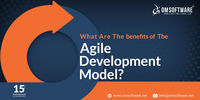 #Agiledevelopmentmodel is an incremental and iterative set of #management practices. Its objective is to keep an eye on the rapid delivery of the business value and help teams in an evolving landscape.