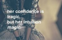 meet virginia. her confidence is tragic, but her intuition magic.