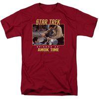 St Original - Amok Time Short Sleeve Adult 18/1 $21.10