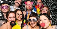 5. #Enjoying a Photo #Booth - 7 Fun Ideas for Your #Wedding Your #Guests Will #Love ... �†' Wedding [ more at http://wedding.allwomenstalk.com ] #Libs #Treat #Bag #Ideas #Favor