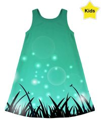 ROCD Fireflies Children's Dress $40.00