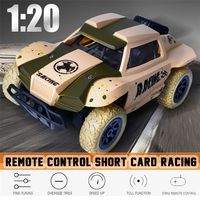 KOROSE Toys 808A 1/20 27MHZ RWD RC Car Electric Short Course Vehicles RTR Model