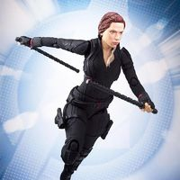 Black Widow Figure, Black Widow Avengers Figure