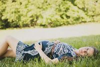 Outdoor Virginia Maternity Shoot