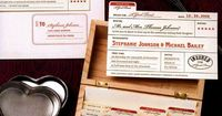 save the date recipe cards