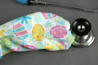 Stethoscope Cover - Easter $7.99