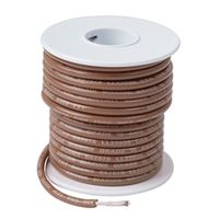 Ancor Tan 12 AWG Tinned Copper Wire - 100' $46.90