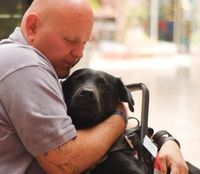 Wounded warriors, you are not alone. We stand united in our mission to bring you companions with the help of non-profits like Soldier's Best Friend.
