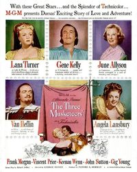 The Three Musketeers - 1948