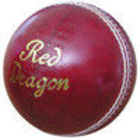 KOOKABURRA Red Dragon Cricket Ball (AK046) Waxed finished to English requirements. Alum tanned hide cover with fine linen stitching http://www.comparestoreprices.co.uk/cricket-equipment/kookaburra-red-dragon-cricket-ball-ak046-.asp