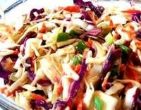 Spicy Korean Coleslaw Recipe