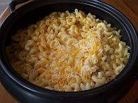 Crockpot macaroni and cheese recipes are perfect for busy weekdays. There are eggs, butter, milk, macaroni and three kinds of cheese in this homemade macaroni a