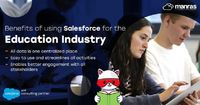 Education industry has to face a lot of challenges that could slow down the pace of your growth. Now, a groundbreaking CRM for the education industry has been developed by Salesforce experts. To know more visit!! https://www.manras.com/education/