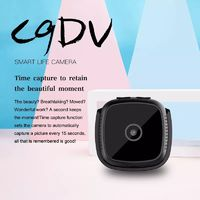 Quelima C9-DV 1080P Phone Remote Loop Recording Monitor Night Vision Sport Camera