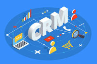 While the phrase customer relationship management is most commonly used to describe a business-customer relationship, CRM systems are used in the same way to manage business contacts, clients, contract wins and sales leads.