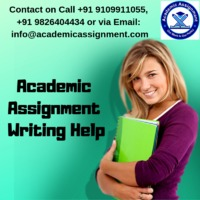 Academic Assignment offers online custom assignment writing services help at lowest prices. Any time you need us we will be right there for you to provide fully qualified writing assistance!
