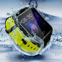 XANES® B11 1.3'' Color Screen IP67 Waterproof Smart Watch 24Hour Heart Rate Monitor Pedometer Find Phone Sports Fitness Bracelet