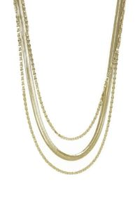 Supreme Mixed Chain Gold Layered Necklace �'�67.99