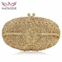 Women Dragonfly-Shape Luxury Crystal Evening Bag $194.10