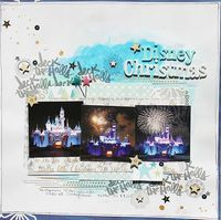 Disney Christmas by CharissaM at