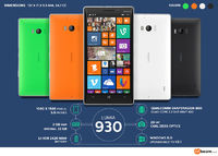 Nokia Lumia 930 is packed with many awesome features