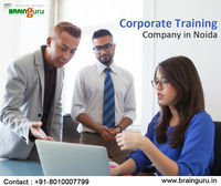 Corporate Training Company in Noida  Brainguru is the best corporate training companies and institute in Noida NCR That offers corporate training in Noida, corporate training programs in Noida, corporate training solutions noida on latest technologies...