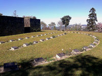 The War Cemetery at Kohima, the capital of Nagaland, is a very important part of the history of India, one that we are proud of.