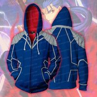 FATESTAY NIGHT - Lancer Cosplay Hoodie $34.99