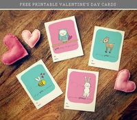 Free Customizable Valentine's Day Cards