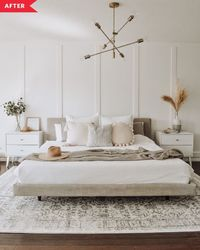 love this room, too. would the paneling look good in white?